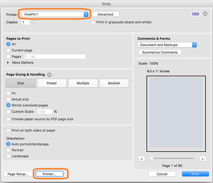 adobe pdf mac
