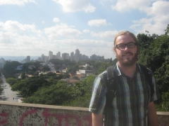 Currently pursuing his doctoral degree in geography from UK, Millington will use his Fulbright grant to do research in São Paolo, Brazil, to advance his dissertation research focused on flooding and urban water management.